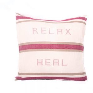 whitelightelements cushioncover Relax _ Heal jpg